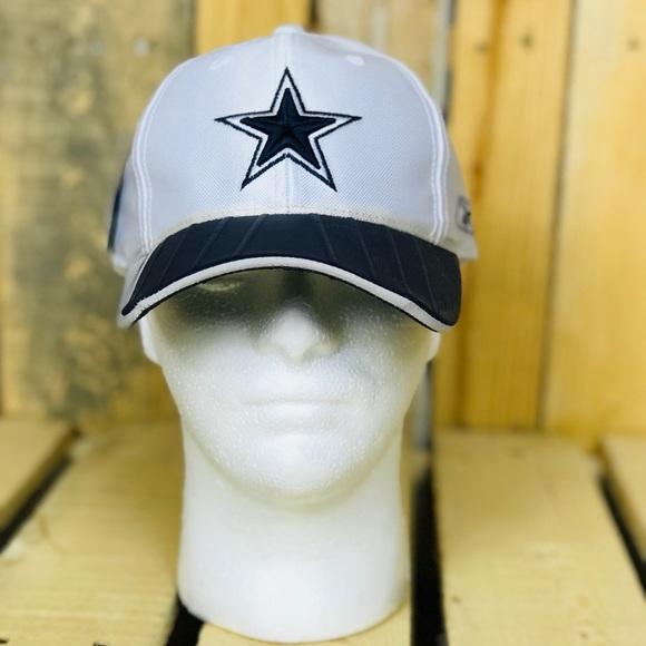 affe2718 Adults Official Dallas Cowboys REEBOK Cap Hat NFL